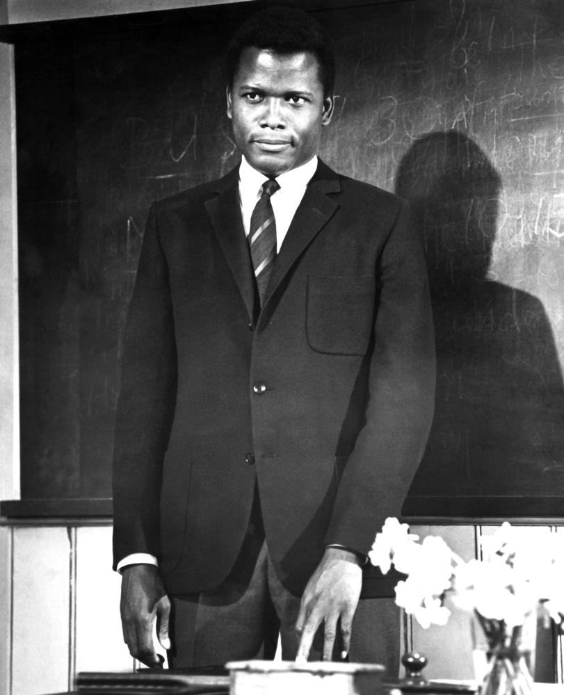 sidney poitier, to sir, with love