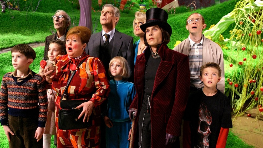 Charlie and the Chocolate Factory (2005)   The Millennials Life
