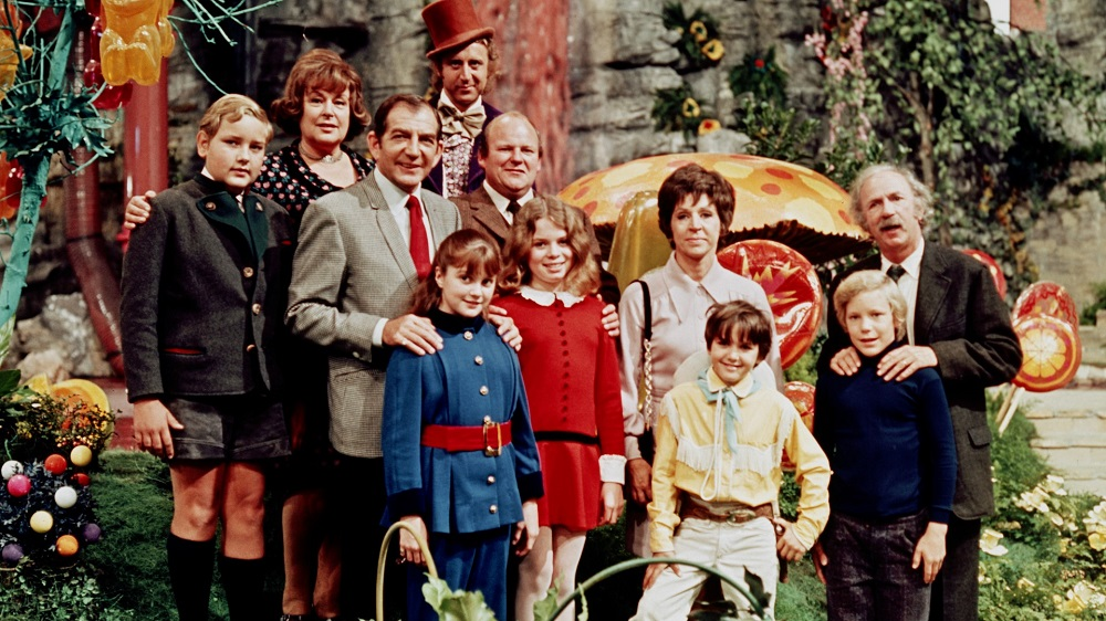 Willy Wonka & the Chocolate Factory (1971)   The Millennials Life